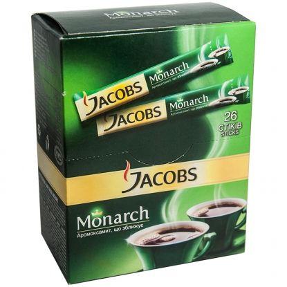 قهوه فوری تک نفره Jacobs مدل Monarch Gum Candy