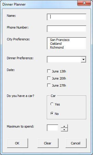 Userform In Excel Vba Excel Macros Excel Tutorials Excel Shortcuts