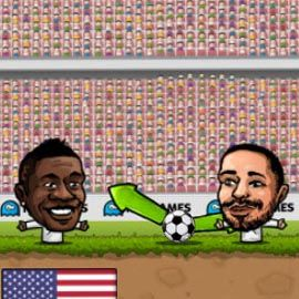 Puppet Soccer 2014 Free Online Games Puppets Free Games