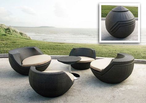 Designs Modernes De Meubles De Patio En 2020 Mobilier De Jardin