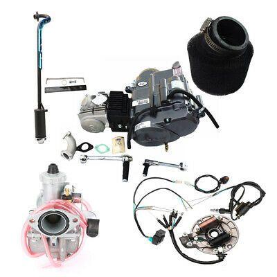 [EQHS_1162]  Advertisement eBay) LIFAN 125cc 4 UP Gears Manual Clutch Engine Motor +Exhaust+Wire harne… | Motor engine, Push bikes, Ebay | Lifan 125cc Motor Wire Harness |  | Pinterest