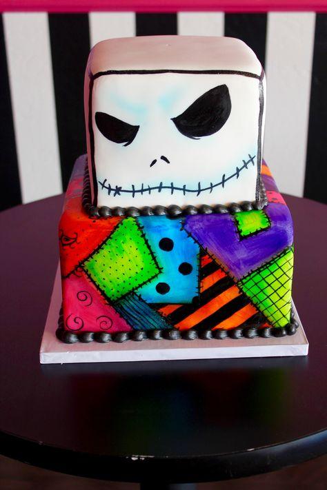 List Of Pinterest Nightmare Before Christmas Birthday Cake Sally