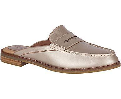 Seaport Fina Mule | Sperrys, Mule shoes