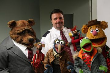 Nathan Lane The Muppets From A Muppets Christmas Letters To