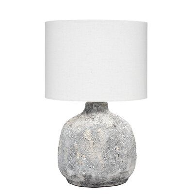 World Menagerie Back Bay 14 5 Table Lamp Lamp Table Lamp Grey Table Lamps