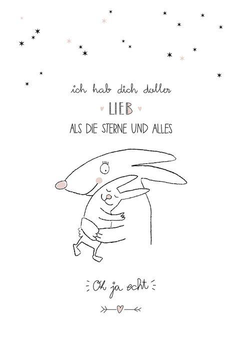 hab dich doller lieb | finelittlepaper | Flickr