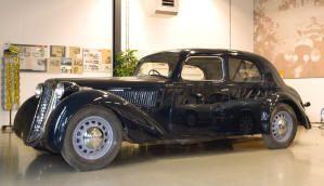 Alfa Romeo 6c 2500 Turismo 5 Posti 1939 43 Classic Alfa Romeo