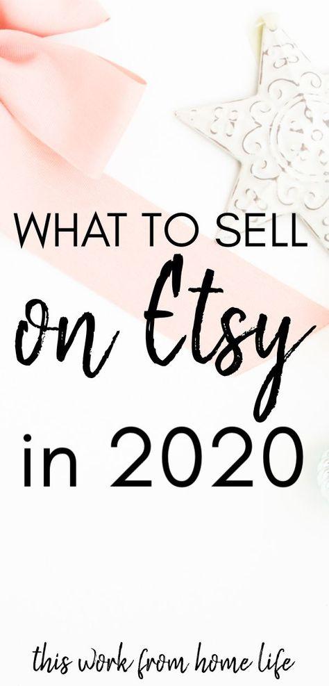 Etsy Bestsellers For 2020