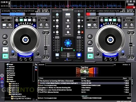 cracked dj mixing software