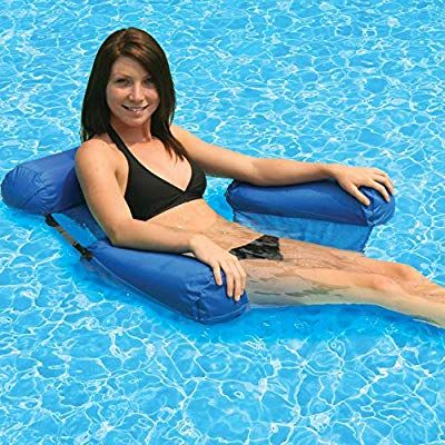 Poolmaster Swimming Pool Float Water Chair Lounge Toys Games Swimming Pool Accessories Inflatable Swimming Pool Swimming Pool Floats