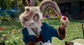 Images From The Upcoming Film Alice Through The Looking Glass