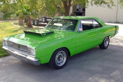 1967 Dodge Dart 472 Hemi Engine Dodge Muscle Cars Mopar Muscle