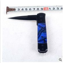 De nieuwe hoge- kwaliteit outdoor jacht mes vouwen mes zakmes camping reizen voet te delen en geschenken(China (Mainland))