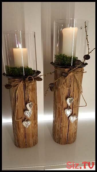 Pin Von Marchientje Elling Auf Stro Figuren Windlicht Holz