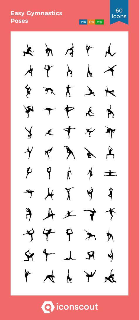 Easy Gymnastics Poses Icon Pack – 60 Glyph Icons Easy Gymnastics Poses Icon Pack – 60 Glyph Icons Related posts:Best Inspiration Mate Makeup : ♡ pinterest:lavieenbleublog No Gym Home Workout PlanCore is key! Rhythmic Gymnastics Training, Gymnastics Stretches, Gymnastics Flexibility, Acrobatic Gymnastics, Gymnastics Workout, Flexibility Workout, Gymnastics For Beginners, Gymnastics Tricks, Gymnastics Skills