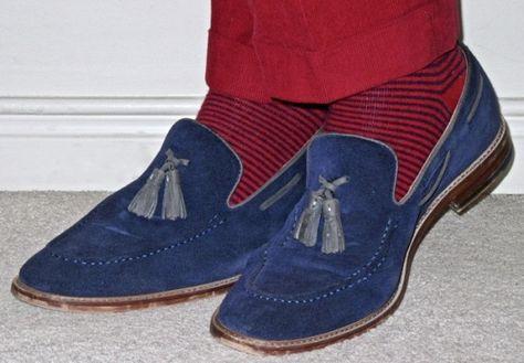dandystyle MTO Corduroy suit, Aldo Shoes...