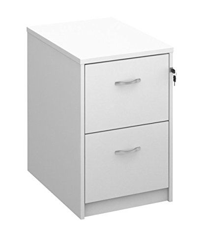 Deluxe 2 Drawer Wood Filing Cabinet In Beech Maple Oak White Or Walnut Finish Foolscap Filing Office Storage Filing Cabinet Office Storage Wooden Cabinets