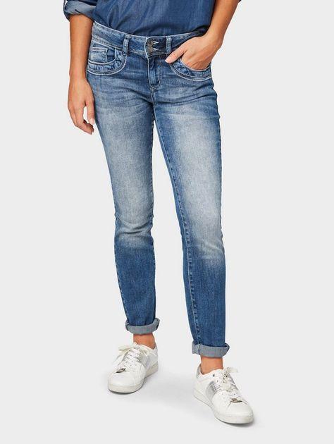 d56af748857450 TOM TAILOR Slim-fit-Jeans »Alexa Slim Jeans« für 69
