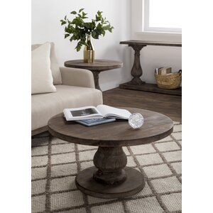 Hoyt Mango Solid Wood Dining Table In 2020 Coffee Table Round