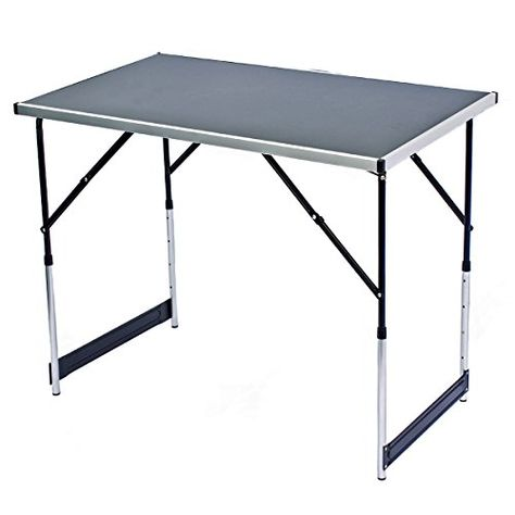 Goods Gadgets Table Multifonction Pliante Table Polyvalente