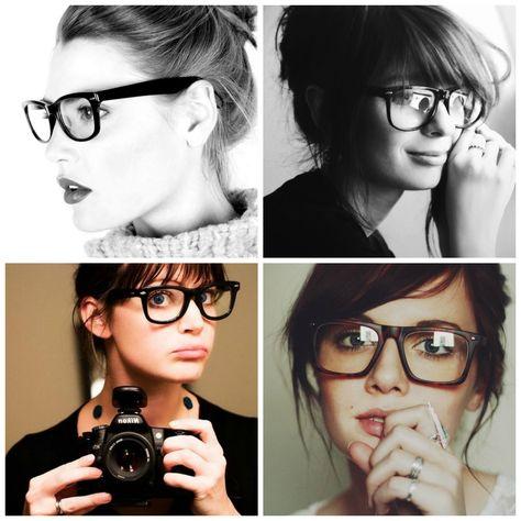 gafas graduadas de moda gafas cuadradas