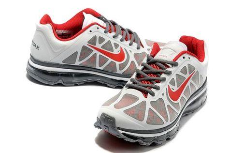 429889 067 Nike Air Max 2011 Mens Running Shoe WhiteCool