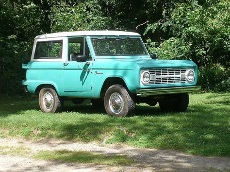 Baby Blue 1966 Ford Bronco For Sale Ford Bronco For Sale Ford