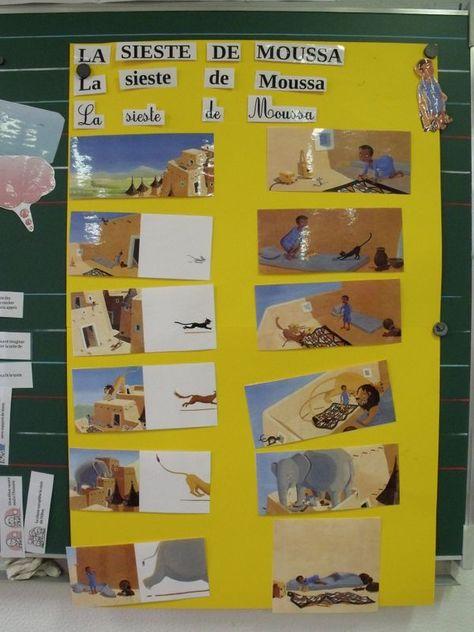 Narramus La Sieste De Moussa : narramus, sieste, moussa, Idées, Sieste, Moussa, Sieste,, Objectifs, Maternelle,, Langage