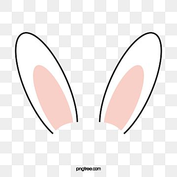 Rabbit Ears Rabbit Ear Bunny Ears Png Transparent Clipart Image And Psd File For Free Download Rabbit Clipart Rabbit Silhouette Rabbit Ears