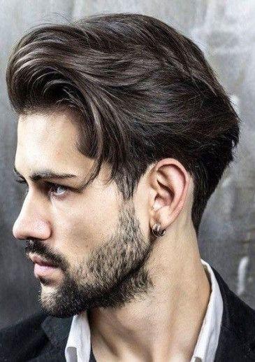 New Hairstyles For Medium Length Hair Indian Bangs Ideas Long Hair Styles Men Mens Hairstyles Medium Classic Mens Hairstyles