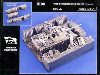 Resin #409 Verlinden 1:35 Soviet R-107 Field Radio Set AT-3 Sagger Missile