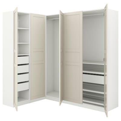 Ikea Nederland Interieur Online Bestellen Corner Wardrobe