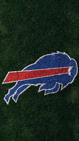 Buffalo Bills Mobile Field Team Logo Wallpaper Buffalo Bills Minnesota Vikings Wallpaper Buffalo