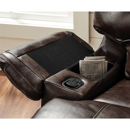 0595d3bdfdf875585d61ad536634ec9a - Better Homes & Gardens Deluxe Rocking Recliner Brown
