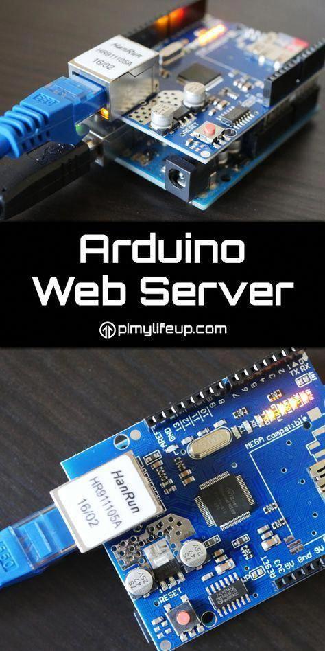 Arduino Automation Arduino Arduino Webserver Arduino Programming Arduino