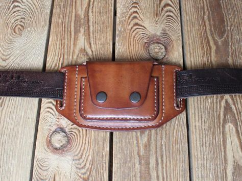 Handcut Leather Dragonfly Wing Waist cincher Belt