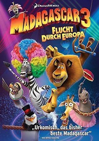 2012 Madagascar 3 David Schwimmer Urkomisch Dreamworks