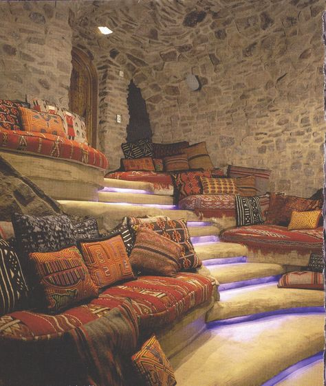 Cozy Hometheater: More Ideas Below: DIY Home Theater Decorations Ideas