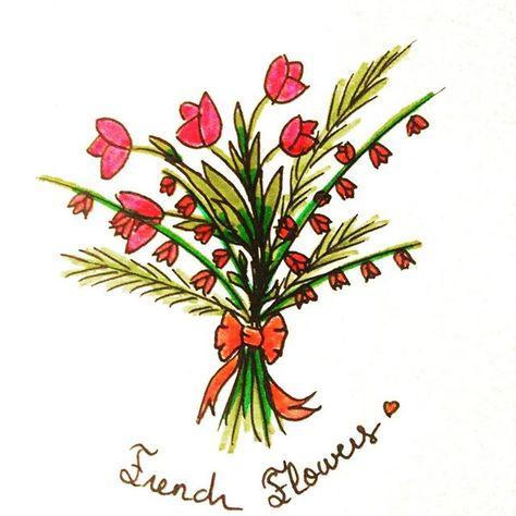 French Flowers Flowers Fleurs Fleur Nature Naturelovers