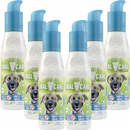 Petzlife 6pack Oral Care Gel W Salmon Oil 24 Oz Sincerely