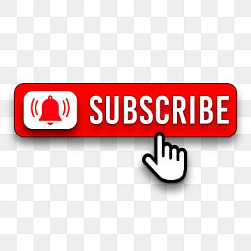 Subscribe Png Button Red With Bell Youtube Photo Clipart Subscribe Png Button Png Transparent Clipart Image And Psd File For Free Download Youtube Logo Video Design Youtube Subscribe Logo Png
