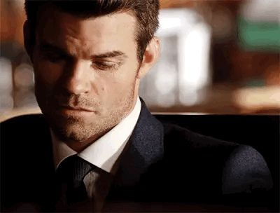 elijah mikaelson played by Daniel Gillies imagine