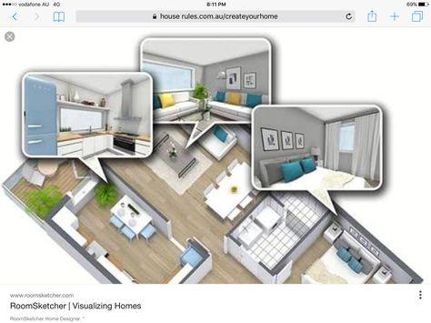 Draw Floor Plans Floor plan app, Interiors and House