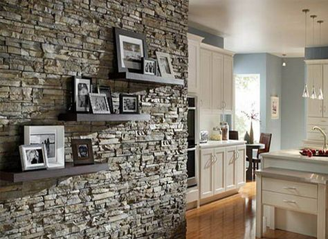 45 Gambar Hiasan Dinding Ruang Tamu Kitchen Wall Tiles Design