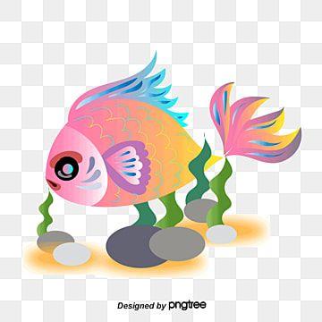 صورة سمكة صغيرة السمك مخطط متجه خرابيش رسوم متحركة كرتون صور Png والمتجهات للتحميل مجانا Mario Characters Cartoon A Cartoon
