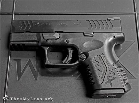 Springfield Armory XDM 3.8 Compact 9mm