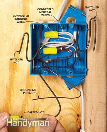 9 Tips for Easier Home Electrical Wiring | Electrical wiring, Cable ...