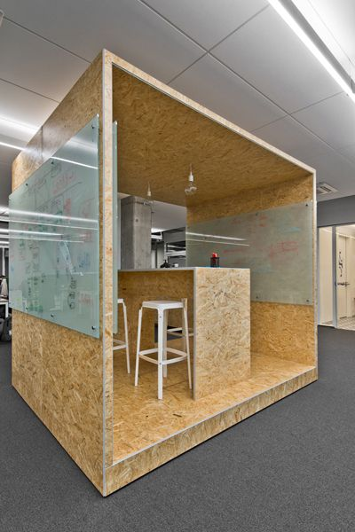 Adform Lithuania Architect Office Meeting Room Interior Break Room