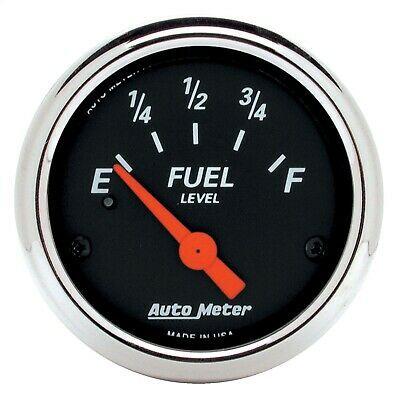 Sponsored Ebay Autometer 1424 Designer Black Fuel Level Gauge Gauges Ebay Fuel