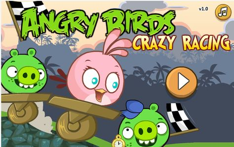 Regresa Los Angry Birds en una carrera de autos ► http://ow.ly/zrGOe